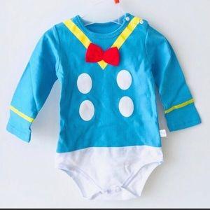 New Disney Donald Duck baby Halloween costume